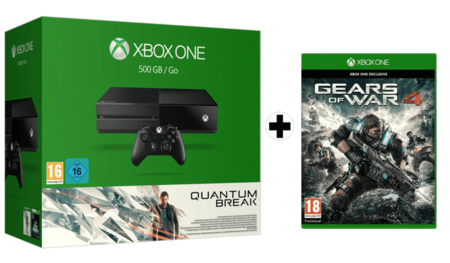 Pack Quantum Break