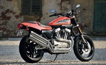 ¿Quieres que se produzca la Harley-Davidson XR 1200?