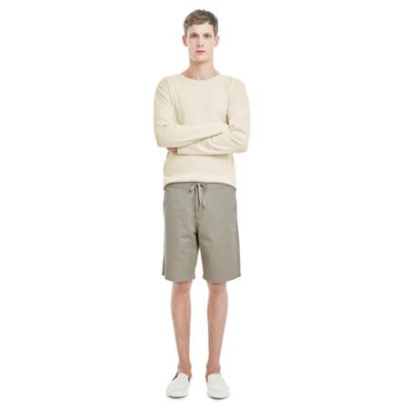 Felix Gesnouin Filippa K Summer 2015 Menswear Collection Look 001