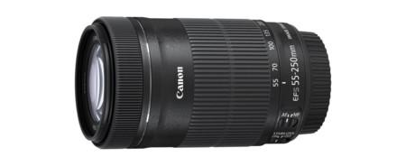 10 Canon 55 250