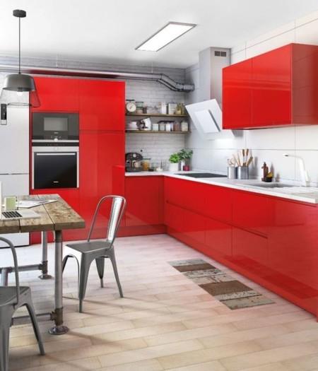 5 Rojo