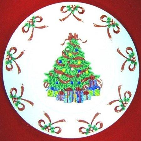 Plato Navidad