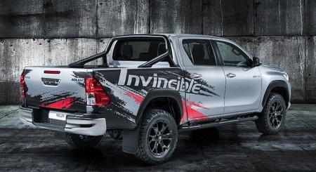 Toyota Hilux Invincible 50 2017 1