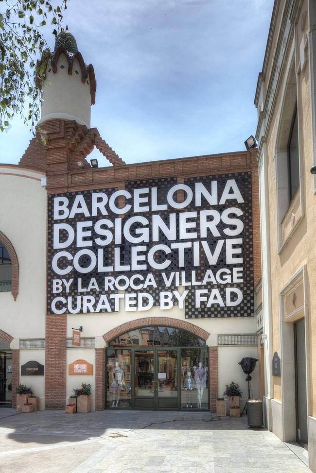 Fachada Pop Up Boutique Del Barcelona Designers Collective Foto Agustin Amate