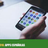 Las mejores apps españolas de 2016