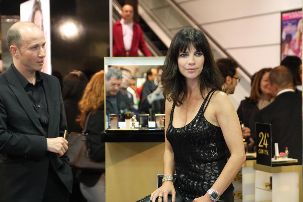 Foto de Maribel Verdú es la madrina del nuevo maquillaje de Yves Saint Laurent (11/13)