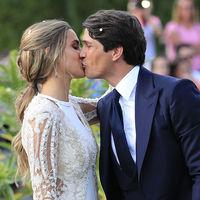 María Pombo se casa con Pablo Castellano: así ha sido el peinado y maquillaje de su boda