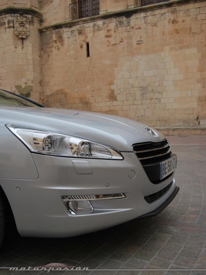 Foto de Peugeot 508 y 508 SW (presentación) (78/118)