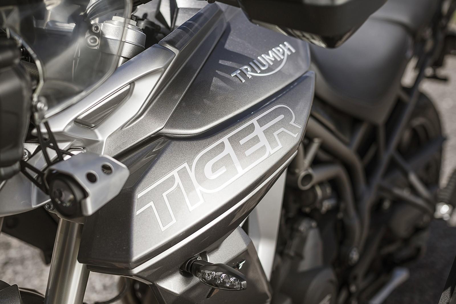 Foto de Triumph Tiger 800 2018 (39/47)