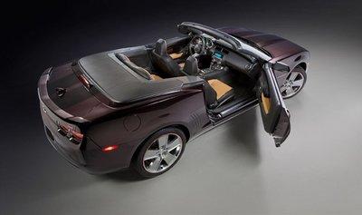 Chevrolet Camaro Convertible Neiman Marcus Edition