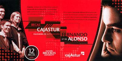 Becas Fernando Alonso: Jovenes en busca de un sueño