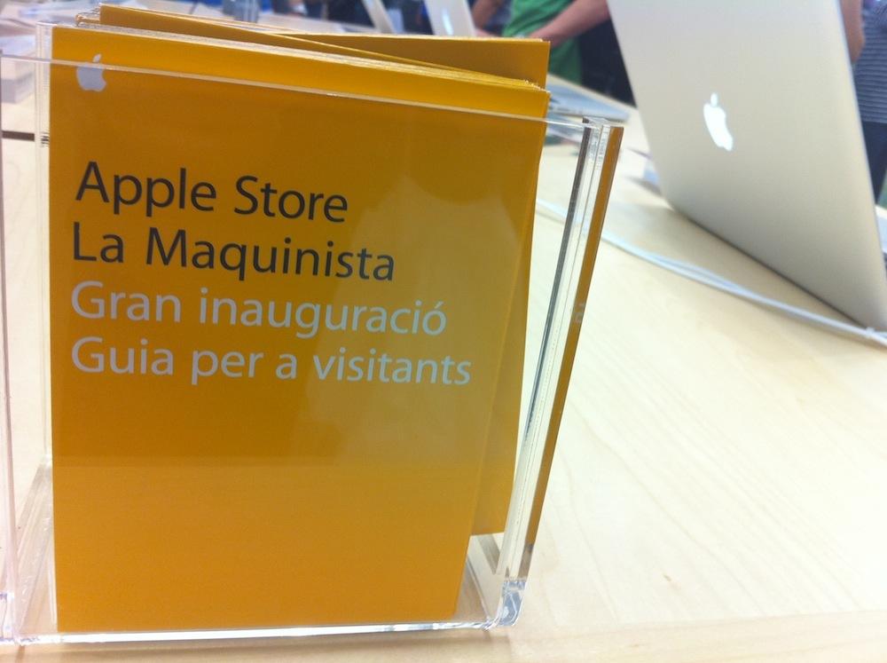 Foto de Inauguración Apple Store La Maquinista (62/93)