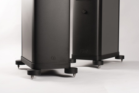 Precision Series P3 0 Black Graphite