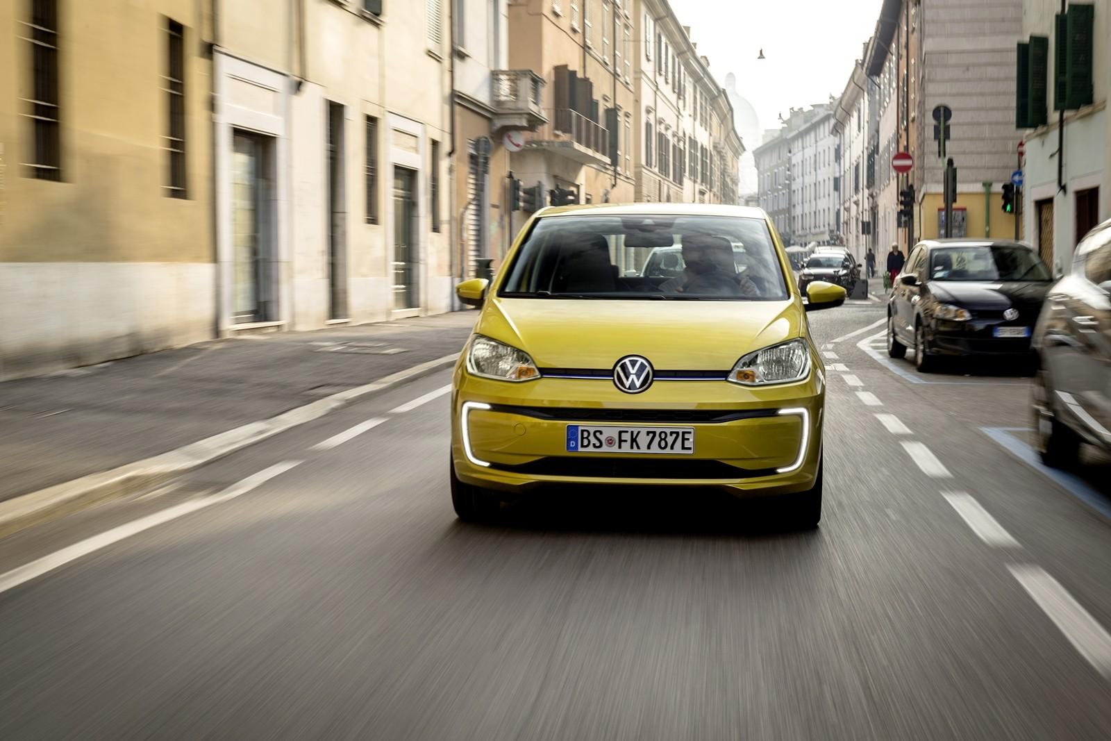 Foto de Volkswagen e-up! 2019 prueba contacto (5/33)