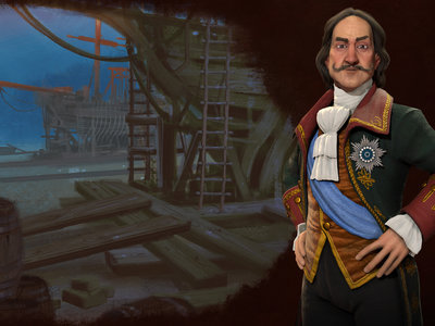 Rusia se lanza a la conquista del mundo en Civilization VI de la mano de Pedro el Grande y sus cosacos