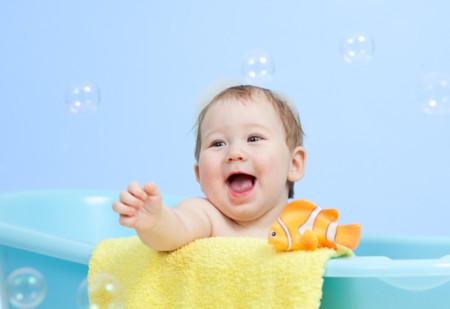 Higiene en la bañera