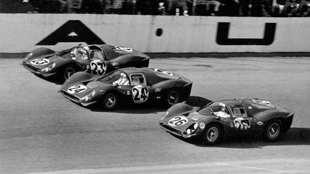 24 Horas de Daytona de 1967: Derrota a domicilio