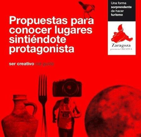 Zaragoza Provincia Creativa, interesantes propuestas turísticas