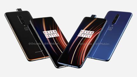 El OnePlus 7T Pro llegará con Android 10, Snapdragon 855+ y mejoras en la cámara, según la última filtración