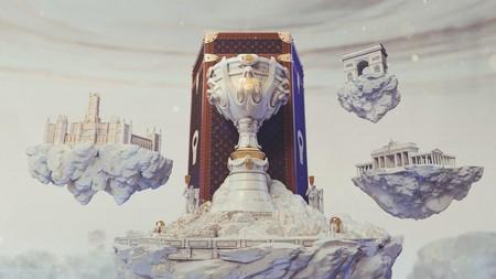 Louis Vuitton va a la conquista de los geeks diseñando la maleta para la copa del campeonato de League of Legends