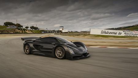 El Czinger 21C es un superdeportivo híbrido de 1.267 CV para batir al Koenigsegg Agera RS en el 0-400-0 km/h