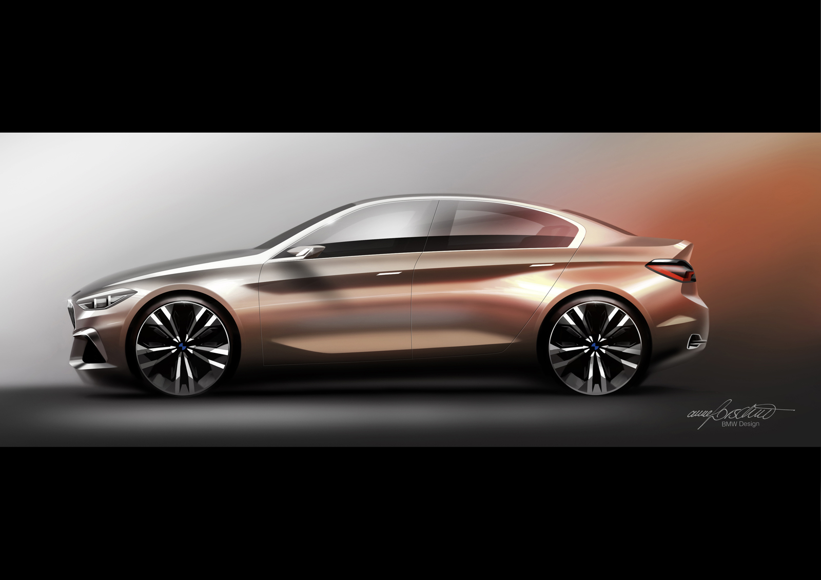 Foto de BMW Concept Compact Sedan (22/26)