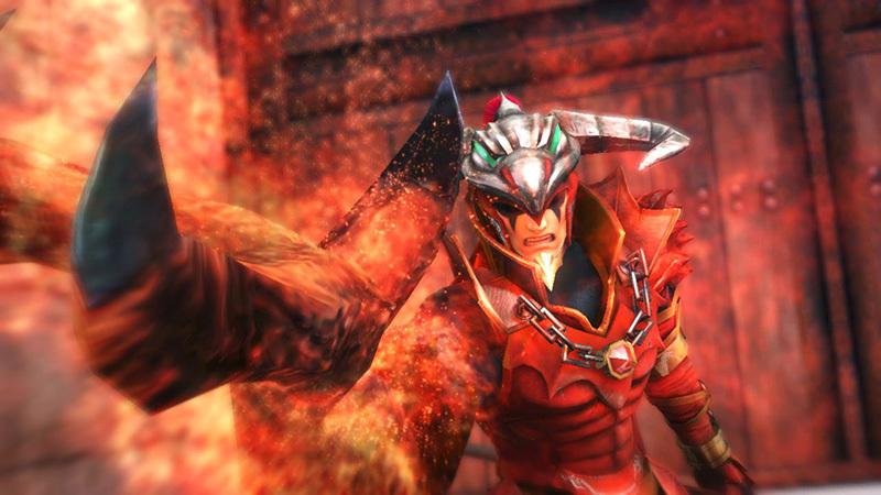 Foto de Nuevas imágenes de Hyrule Warriors (22/26)