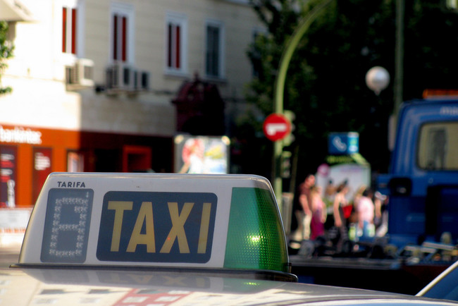 Indicative Taxi Madrid