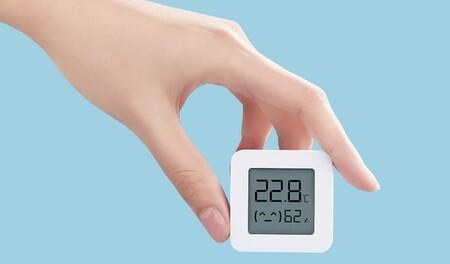 Mi Temperature And Humidity Monitor 2 Diseno