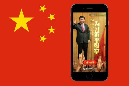 Una app creada para aplaudir al presidente de China alcanza los 400 millones de partidas en una noche