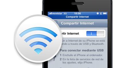Averiguar la contraseña que genera iOS para Compartir Internet es posible y fácil