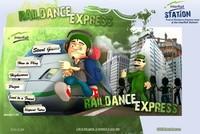 RailDance Express, el juego online de InterRail