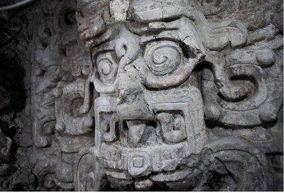 Se descubre en Guatemala un templo maya perdido