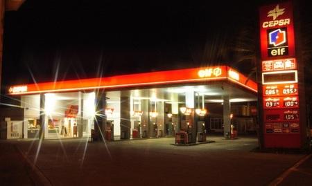 Gasolina y gasóleo se abaratan un 0,7% en enero