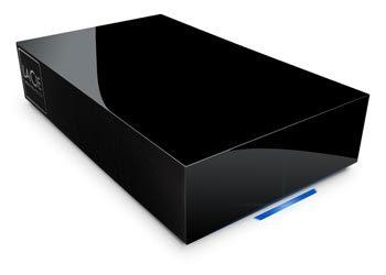 LaCie Hard Disk con USB, Firewire y eSATA
