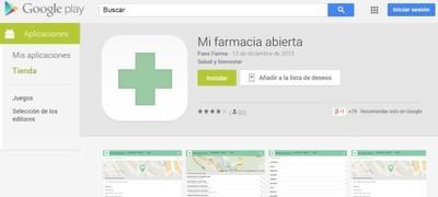 """""""Mi farmacia abierta"""", una App de lo más útil, desde Bebés y más"""