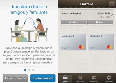 PayPal Móvil