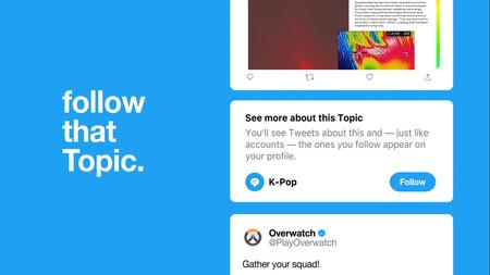 Twitter ya permite seguir temas: una nueva forma para mantenerse informado sobre lo que sucede