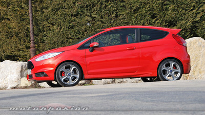 Ford Fiesta ST, presentación y prueba con vídeo en Francia (parte 2)