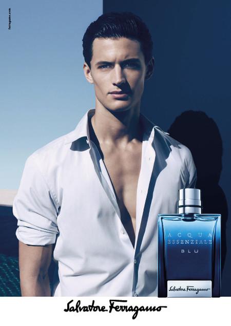 Acqua Essenziale Blu, la refinada celebración de la masculinidad según Salvatore Ferragamo