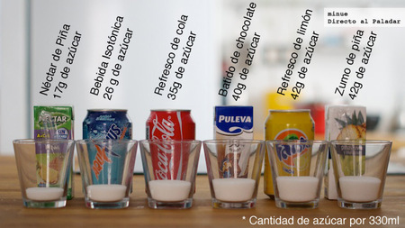 Ingredientes Fanta