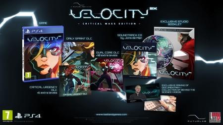 Velocity 2x Ps4 Fisico