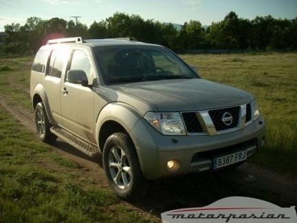 Nissan Pathfinder, prueba (parte 1)