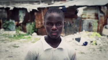 """""""Caja de cuentos"""", un proyecto solidario en Haiti"""