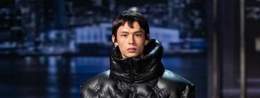 La logomanía de Louis Vuitton llega a su colección de invierno para sumarle volumen a nuestros looks