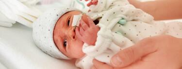 El contacto piel con piel es clave para el inicio temprano de la lactancia materna en bebés prematuros