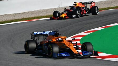 Sainz F1 2020