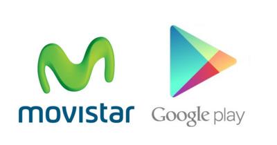 Google Play ya permite a los clientes de Movistar pagar con la factura