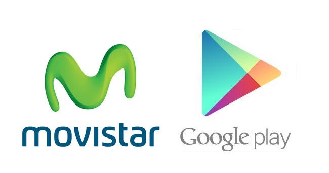 Google Play Movistar