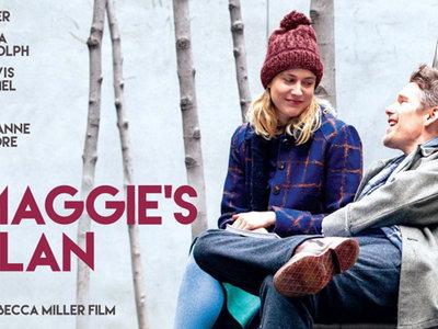 'Maggie's Plan', la comedia romántica moderna